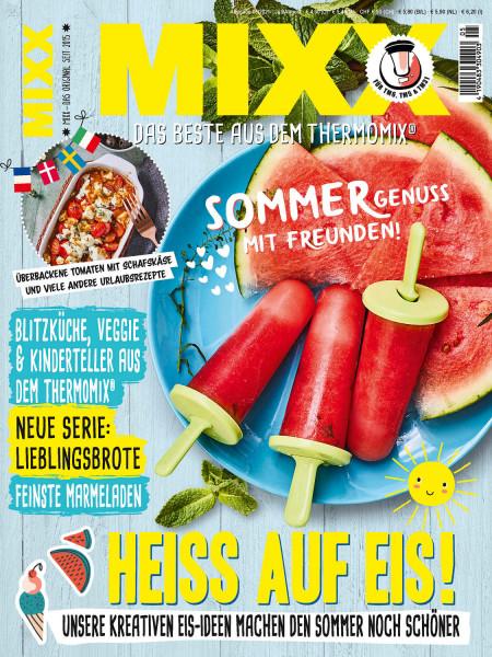 Zeitschrift MIXX - Ausgabe 05/2021 (Juli/August)