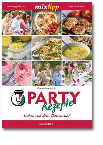mixtipp: Party-Rezepte