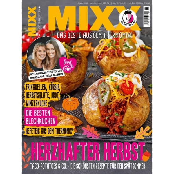 Zeitschrift MIXX - Ausgabe 06/2021 (September/Oktober)
