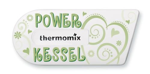 Design-Aufkleber für Cook-Key des TM5 (verschiedene Designs erhältlich)