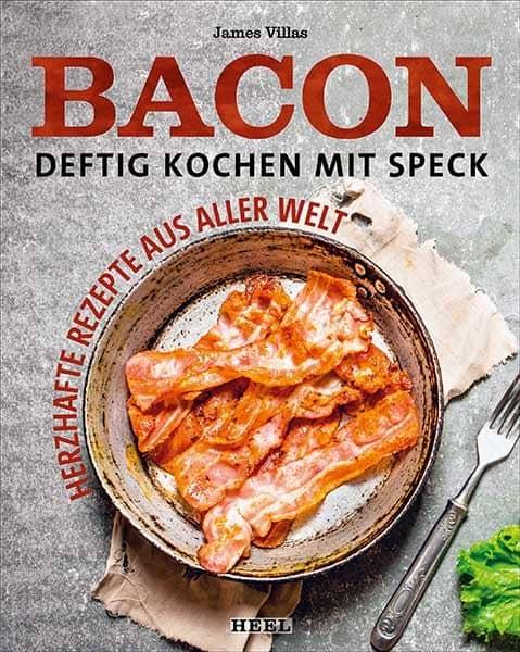 Bacon: Deftig kochen mit Speck